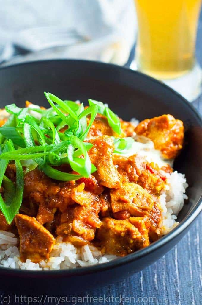 Easy and full of flavour Chicken Masala Slow Cooker With Paste