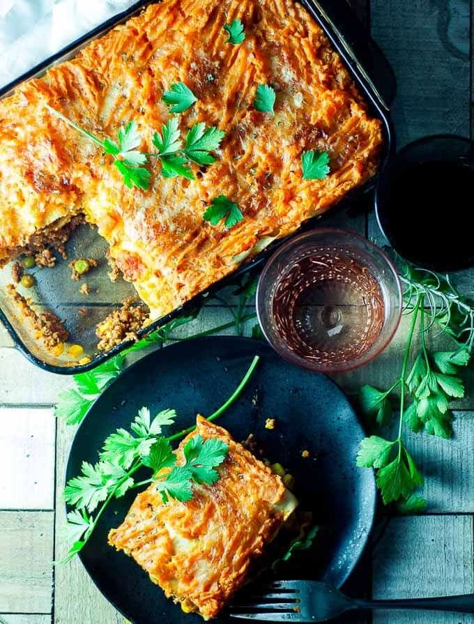 Shepherds Pie Lasagne
